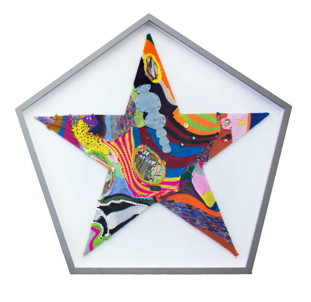 , 'International Star IV,' 2015, SMAC