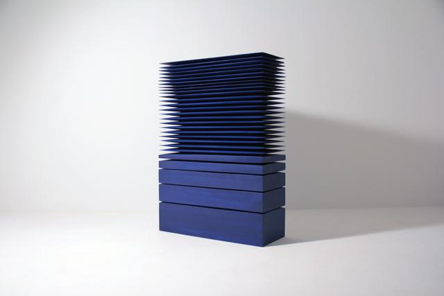 Masayuki Tsubota, 'the layer of self_indl1', 2014, Gallery LVS