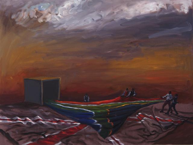 , 'Pride,' 2017, Barnard