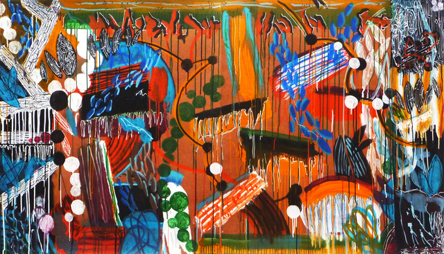 , 'Bird Opera #6,' 2013, Sylvia White Gallery