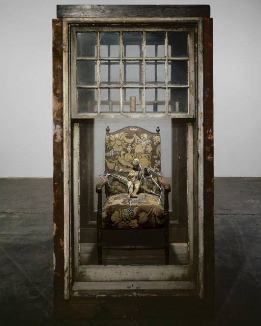 , 'Lady in waiting,' 2003, Guggenheim Museum Bilbao