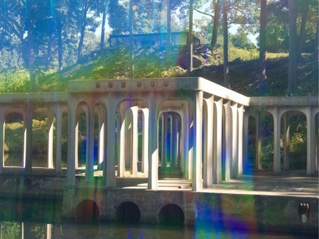 James Welling, 'The Pavilion', 2007, Photography, Inkjet print, The Glass House