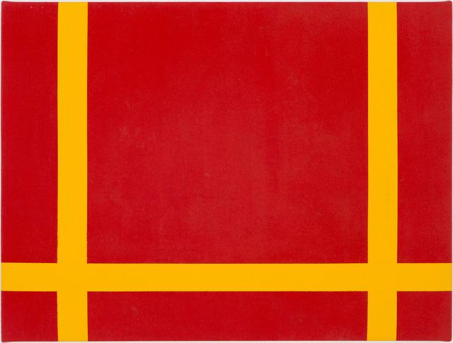 , 'El cuarto rojo,' 1973, Hutchinson Modern