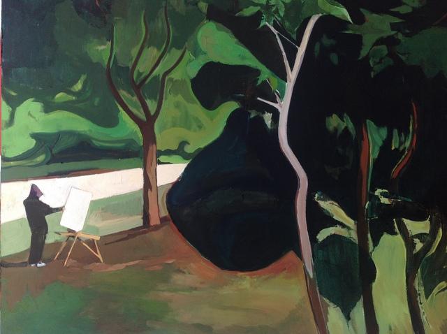 , 'The Park,' 2015, Vanguard Gallery