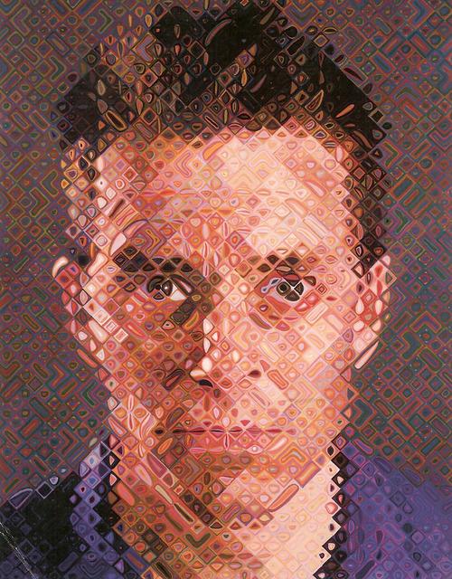 , 'James,' 2004, Contessa Gallery