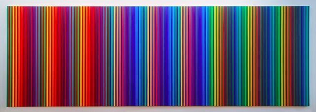 , 'Spectrum + RBG,' 2009, Museo de Arte Contemporáneo de Buenos Aires