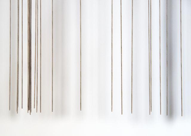 Harry Bertoia, 'Untitled (Suspended Willow)', ca. 1968, Sculpture, Steel and steel wire, Heather James Fine Art