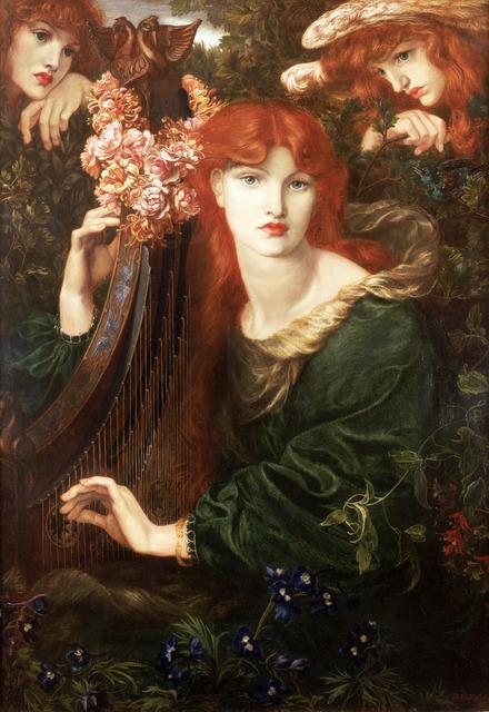 , 'La Ghirlandata,' 1873, Victoria and Albert Museum (V&A)
