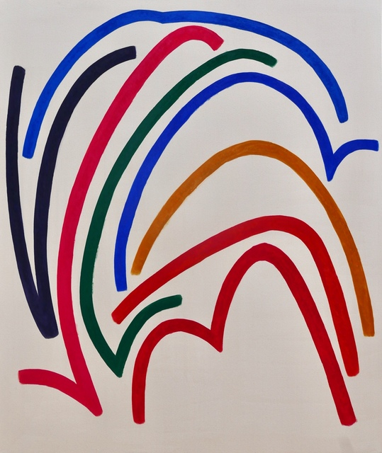 , 'Untitled (4.19),' 2018, The Dot Project