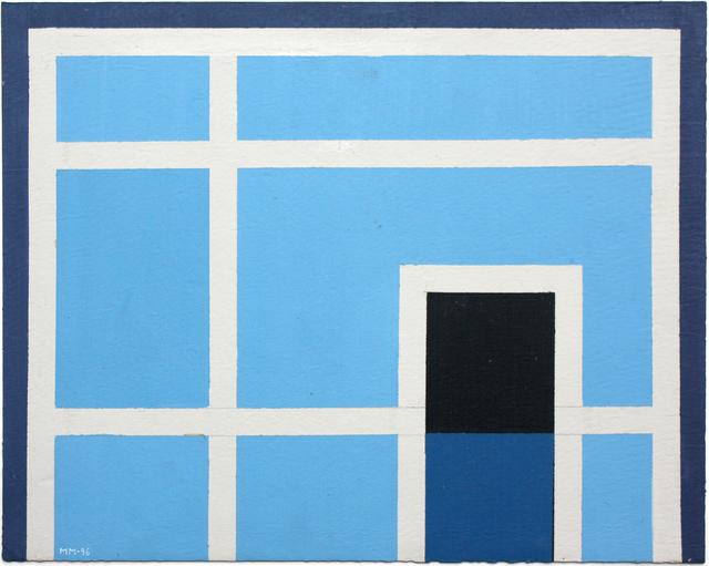 , 'Série Fachadas do Nordeste,' 1996, Galeria Pilar
