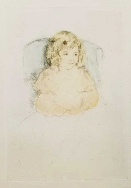 , 'Sara Smiling (color),' 1905, Galerie d'Orsay