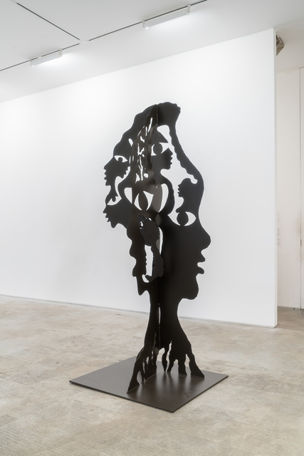 , 'From the Roots I Am,' 2017, James Fuentes
