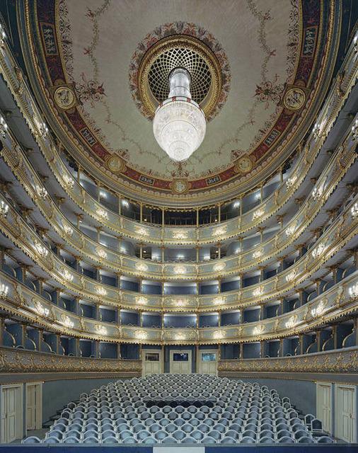 David Leventi, 'Estates Theatre, Prague, Czech Republic', 2008, Foster/White Gallery