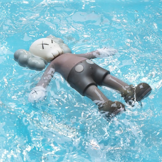 KAWS, 'Holiday Korea Floating Bath Toy', 2018, Curator Style