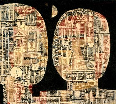 , 'Couple with Half Moon,' 1962, Cecilia de Torres Ltd.