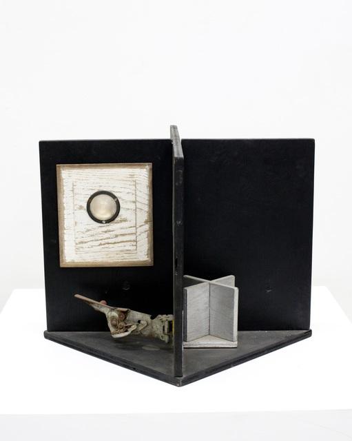 , 'Wooden Moonbeam (black),' 1969, Moran Bondaroff