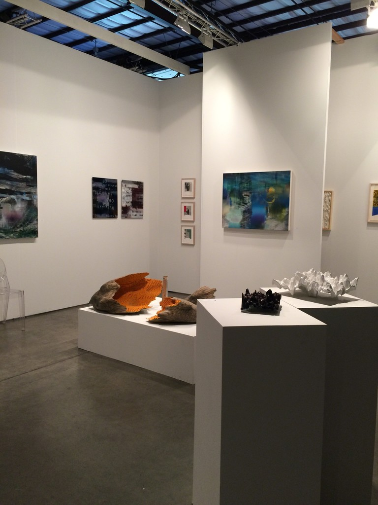 Sculptures by Jessica Drenk, Floating Point Collective, Painting by Chris Trueman, Brian Dupont, Alan Steele