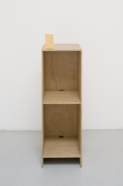 , 'one minute sculpture,' 2007, Galerie Elisabeth & Klaus Thoman