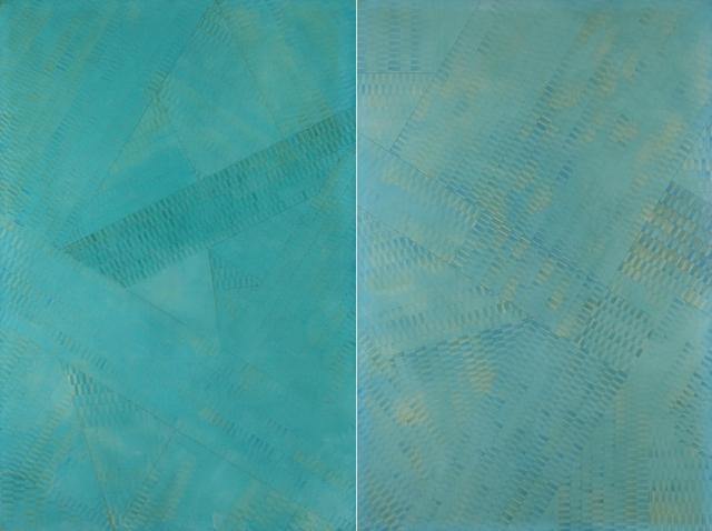 , 'Manhattan Series - Work,' 1995, The Columns Gallery