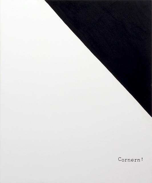 Johan Schäfer, 'Cornern', 2018, Affenfaust Galerie