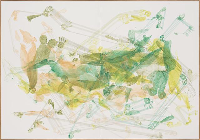 , 'Horizontal,' 2013, Casa Triângulo
