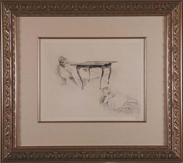 , 'Cache - Cache,' ca. 1888, Contessa Gallery