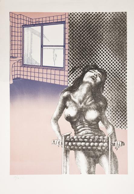 """, 'Untitled (No. 2). De la serie """"La Obsesión de la Belleza"""" ,' ca. 1976, Cosmocosa"""