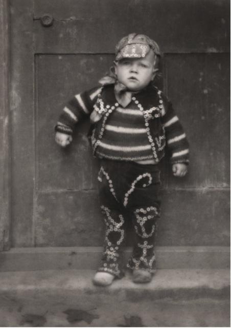 , 'The 'Pearlies', Master Simmons, London,' 1922, Huxley-Parlour
