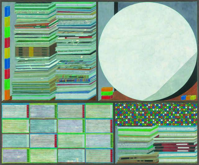 , 'A Ball,' 2017, HDM Gallery