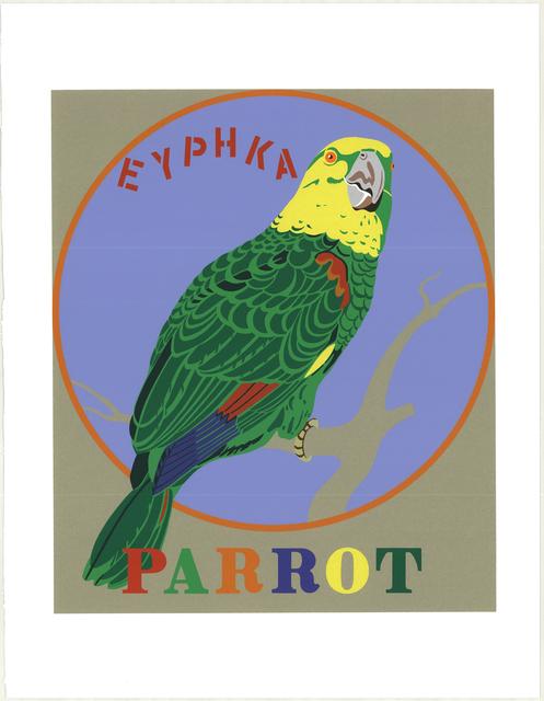 Robert Indiana, 'Parrot', 1997, ArtWise