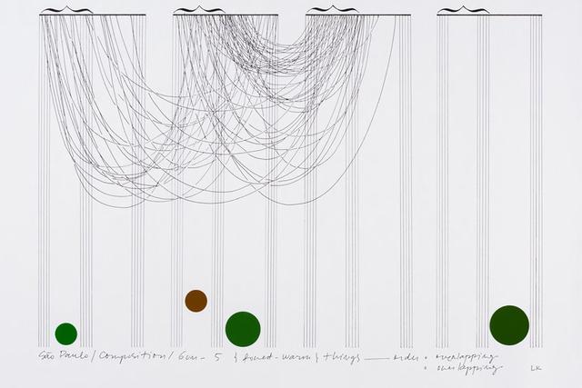 , 'São Paulo Composition,' 2015, Casa Nova Arte e Cultura Contemporanea