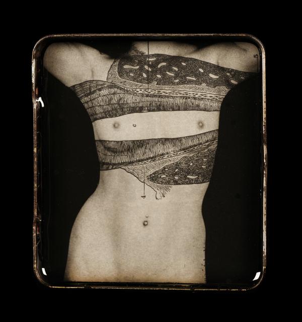 , 'Shield,' 2012, G. Gibson Gallery