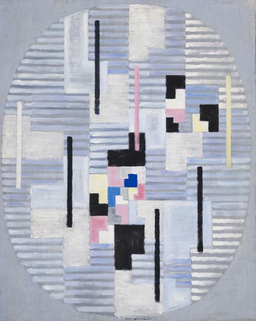 , 'Composition # 106,' 1957, Galerie Schlichtenmaier