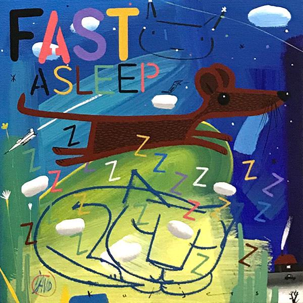 , 'Fast asleep,' 2019, ARTsouthAFRICA