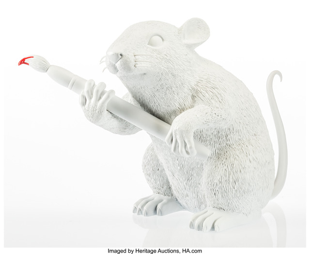 Banksy, 'Love Rat', 2016, Heritage Auctions