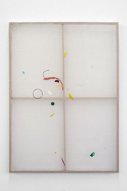 , 'Silkanplastics III,' 2014, Josh Lilley
