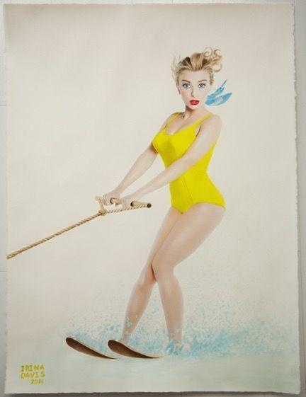, 'Anna, 2,' 2014, Salamatina Gallery