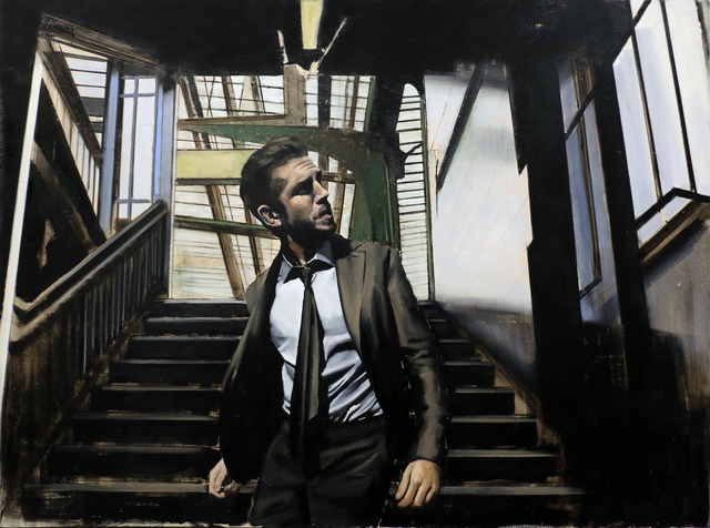 , 'Station,' 2020, Pontone Gallery