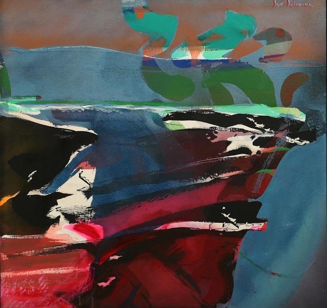 , 'Tidaltoss,' 1977, Berry Campbell Gallery
