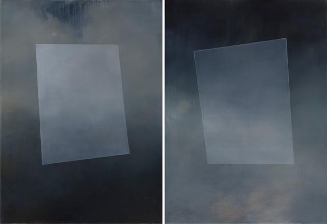 , 'Spaceholder (I & II),' 2019, Barnard