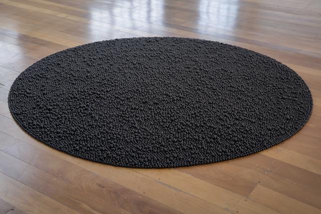 , 'Turbulence (Black),' 2014, Fundación Proa