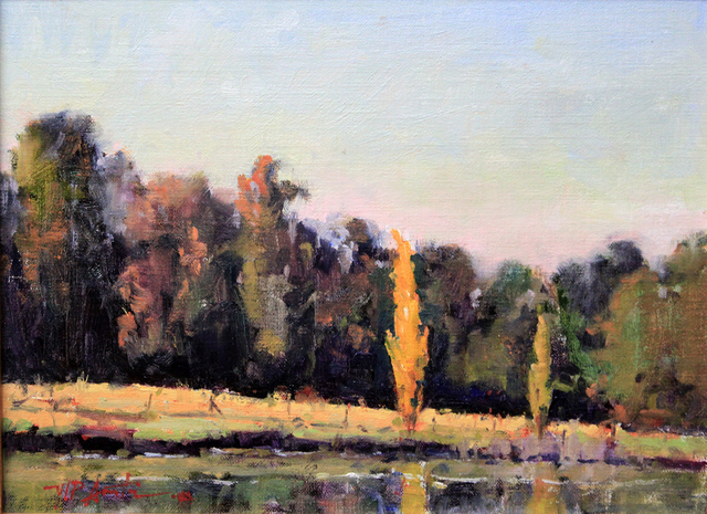 , 'Lombardy Afternoon,' , Beverly McNeil Gallery