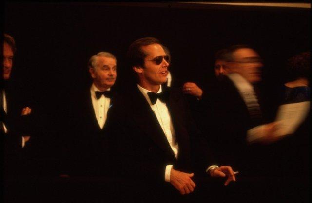 Robert Cumming, 'Jack Nicholson, Academy Awards, 1978', 1978/2013, Janet Borden, Inc.