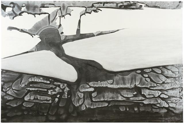 , 'L'eclat,' 2006, Galeria Senda