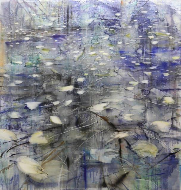 , 'Seemoesl,' 2018, Galerie Andreas Binder