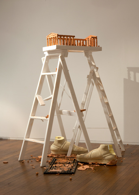 , 'Mystery of the Plinth,' 2010, Roslyn Oxley9 Gallery