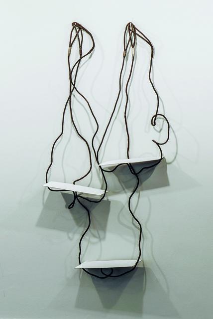 , 'Balanço III,' 2004, Galeria Raquel Arnaud