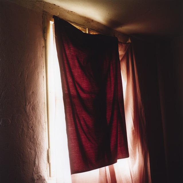 , 'Vorhang,' 2011, Galerie f5,6