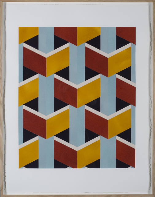 , 'Monte Oliveto n°14 (Sud),' 2016, Michel Rein Paris/Brussels
