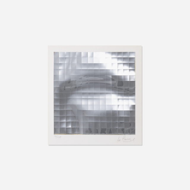 Julio Le Parc, 'Untitled (from Miroirs)', c. 1975, Rago/Wright